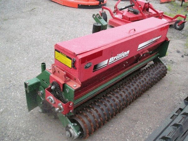 brillion seeder